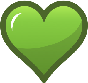 free-vector-green-heart-icon_098456_Green_Heart_Icon